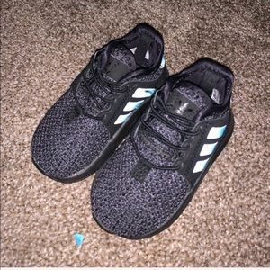 Gently used toddler adidas sneakers 6c